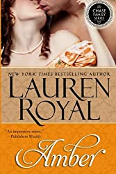 Amber: Chase Family Series Book 4 by Lauren Royal (2012-09-09)