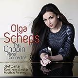 Chopin:Piano Concertos Nos.1 & [Import allemand]