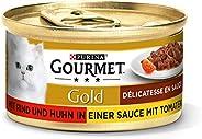 Purina Gourmet kattfoder vått, 12-pack ,12 x 85 g