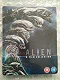 Alien 1-6 Steelbook UK Exclusive Limited Edition full collection Blu-ray and Region Free