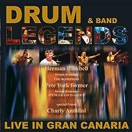 Drum Legends & Band - Live In Gran Canaria