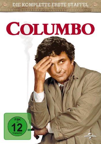 Columbo - Staffel 1 [6 DVDs] Europäische Fach