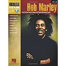 Ukulele Play-Along Volume 26 Bob Marley + Cd