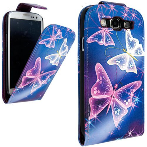 sony-xperia-e-c1505-pu-leather-magnetic-flip-case-skin-cover-pouch-ultra-butterfly-blue-flip