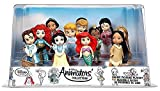 New Disney Store Animator Collection Figure Set Playset Petite Princesses Toy 3+ by Disney
