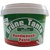 1 Liter = 2 Dosen Grüne Tante á 500ml - Handwaschpaste mit Quarzmehl - für stark verschmutzte...