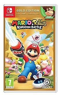 Mario + Rabbids Kingdom Battle Gold Edition (B07DCNTRR3) | Amazon Products
