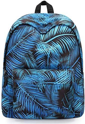 lixin Sac Sac Sac étudiant Sac d'ordinateur Sac de Voyage Grande capacité (Couleur : Bleu, Taille : 38  32  16cm) | Le Moins Cher  bf4759