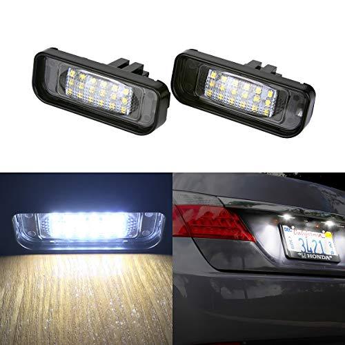 Accessoire pour voiture lampe 28220/Plaque dimmatriculation 1 Unit/é