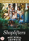 Shoplifters [DVD] [2018]