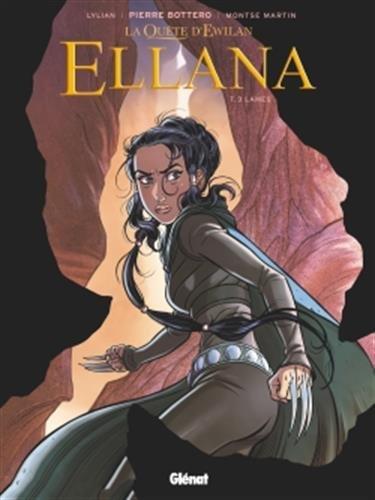 La Quête d'Ewilan : Ellana (3) : Lames