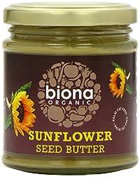 Biona Organic Sunflower Seed Butter, 170g