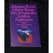 Der Irrtum des Großen Zauberers. Ein phantastischer Roman.
