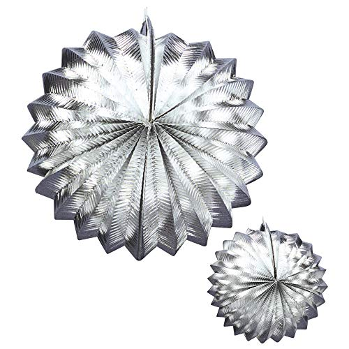 Kostüm Themes Für Party Silvester - Widmann 6625A Globus metallic, One Size