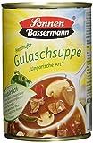 Sonnen Bassermann Herzhafte Gulaschsuppe, 6er Pack (6 x 400 ml)