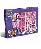 Canal Toys Loisir Créatif - Paw Patrol Filles - Coffret Tampons, CT37024...