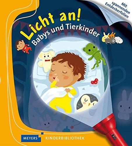 Babys und Tierkinder: Licht an! 32