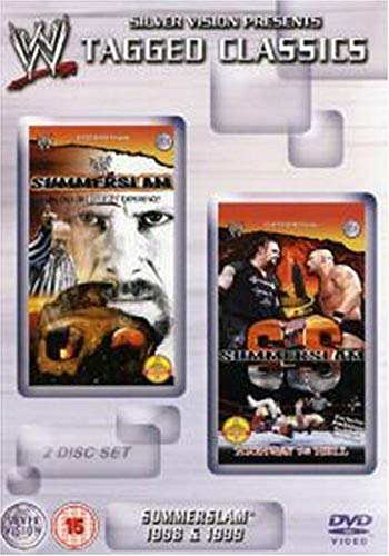 WWE - Summerslam 98 & 99 [2 DVDs]