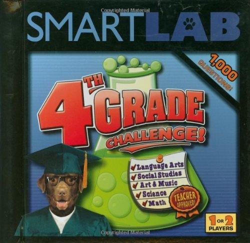 SMARTLAB: 4th Grade Challenge by Jennifer Jacobson (2007-10-25)
