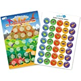 A3 Dinosaur Reward Chart & Stickers