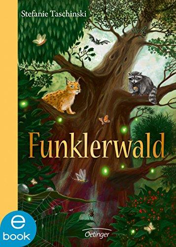 Funklerwald (Austausch Von Tag Und Nacht)