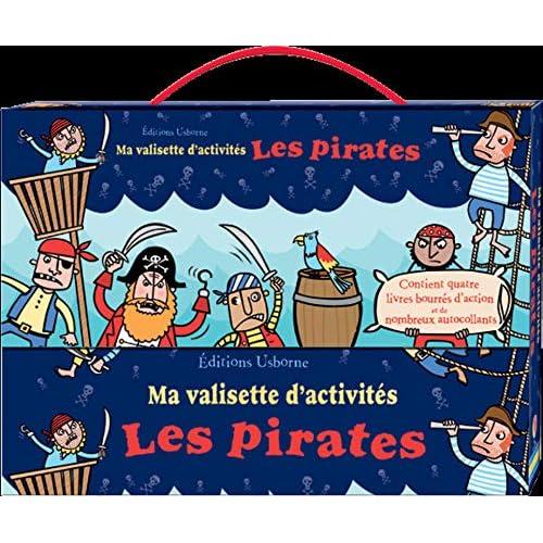 Ma valisette d'activités - Les pirates