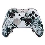 eXtremeRate Obere Hülle Schutzhülle Case Cover Oberschale Gehäuse Skin Schale für Xbox One Elite Controller (Wolf)