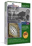 Englisch-Businesskurs mit Langzeitgedächtnis-Lernmethode von Sprachenlernen24.de: Lernstufen B2+C1. Businessenglisch lernen für den Beruf. Software PC DVD-ROM für Windows 8,7,Vista,XP/Linux/Mac OS X