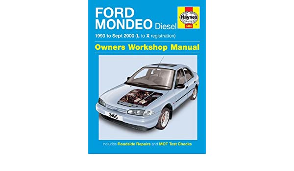 ford mondeo 1 8 td diesel 1993 sept 2000 haynes manual amazon co rh amazon co uk Balloon TD 1 Tesco Galashiels