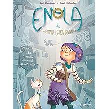 Enola et les animaux extraordinaires, Tome 1 : La gargouille qui partait en vadrouille