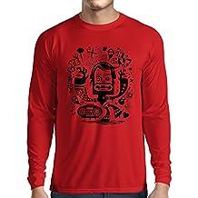 N4360L Camiseta de manga larga bailarina friki