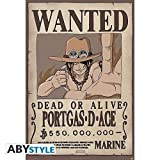 ABYstyle abystyleabydco410 91,5 x 61 cm Wanted Ace