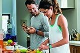 Fitbit Charge 2 Unisex Armband Zur Herzfrequenz Und Fitnessaufzeichnung, Blau, L, FB407SBUL-EU - 4