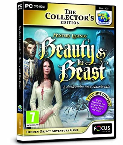 Mystery Legends: Beauty and the Beast - The Collector's Edition