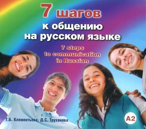 7 steps to communication in Russian por Friedrich Weber Karl