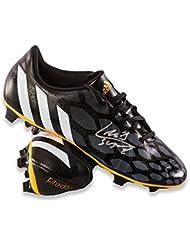 Iconos tienda Unisex iclsb9Luis Suárez Firmado negro adidas Predator Boot, multicolor, na