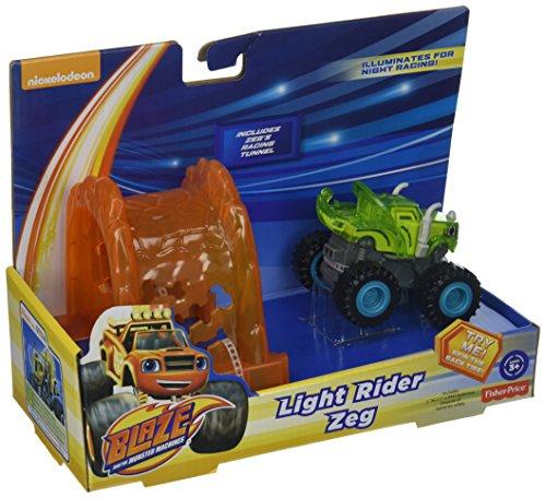 Fisher Price Nickelodeon: Blaze and The Monster Machines - Light Rider Zeg (Dtv25) Preisvergleich