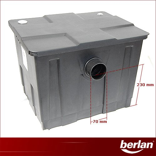 Berlan Teichfilter BTF12000 - 6