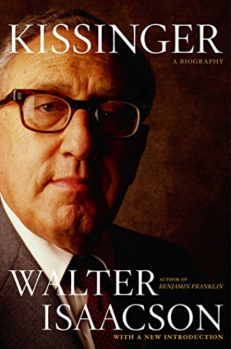 Kissinger: A Biography (English Edition) por Walter Isaacson