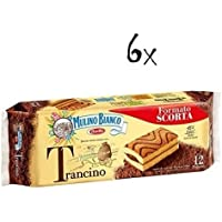 Mulino Bianco trancino Pastel de chocolate Cacao Chocolate Galletas Brioches Cookies