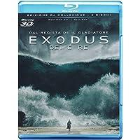 Exodus - Dei e Re (Blu Ray 3D - Edizione 3 Dischi);Exodus - Gods And Kings;Exodus: Gods and Kings