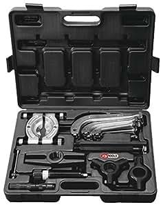 KS Tools 700.1200 Composition de 17 Extracteurs hydrauliques 10 T en coffret
