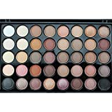 #2: Segolike New 40 Colors Matte Shimmer Smoky Eye Shadow Makeup Cosmetic Nude Neon Eyeshadow Palette Kit - #1, Full Size