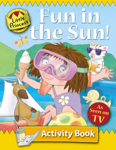 Fun in the Sun: Little Princess Activity Book