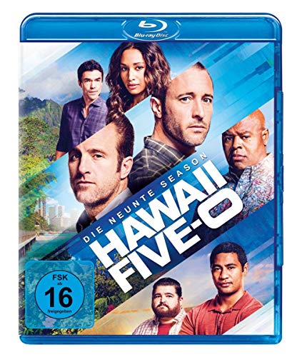 Hawaii Five-0 - Die 9. Season [Blu-ray]