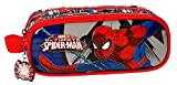 Spiderman Comic Neceser de Viaje, 23 cm, 1.45 litros