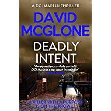 Deadly Intent (A DCI Marlin Thriller Book 2) (English Edition)