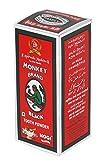 NOGI Monkey Brand Ayurvedic Toothpowder (200g, Black, 122110)