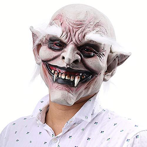 Yvonnelee Maske Horror Maske für Halloween Cosplay Partei-Kostüm-Abendkleid 004