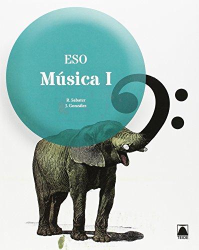 Música I ESO - 9788430785513 por Roser Sabater Ribera